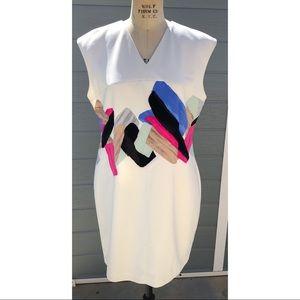 Ellen Tracy sheath dress